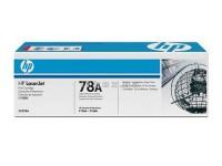 Картридж HP CE278A черн 1,6k (85A)